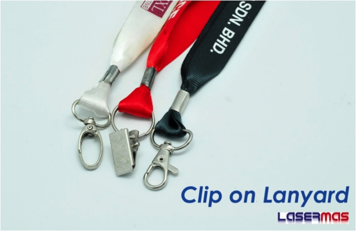 clip-on-lanyard