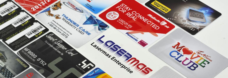 pvc card header