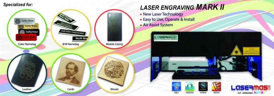 Laser Engraver MKII
